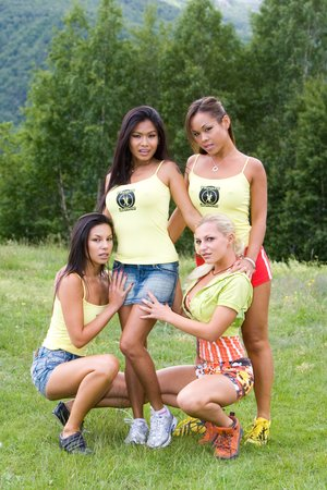 Jade Sin Jennifer Enjoy Priva Vanessa May Personal Sports Instructor